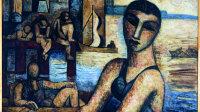 1925-les-bords-de-la-marne-Marcel Gromaire
