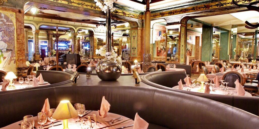 Brasserie Mollard- Paris - Dédicace GEM