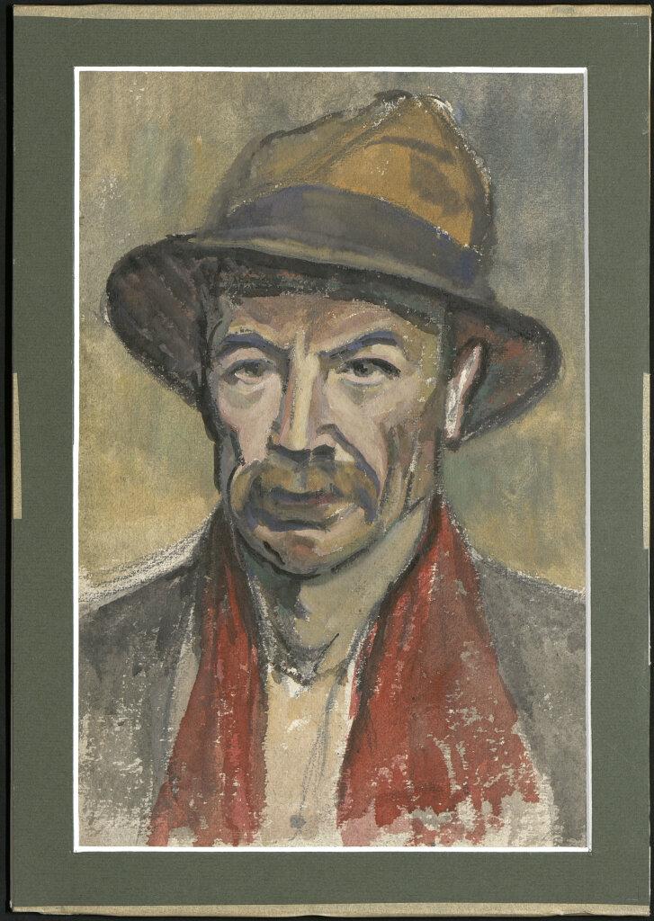 Autoportrait de Constant-Contant