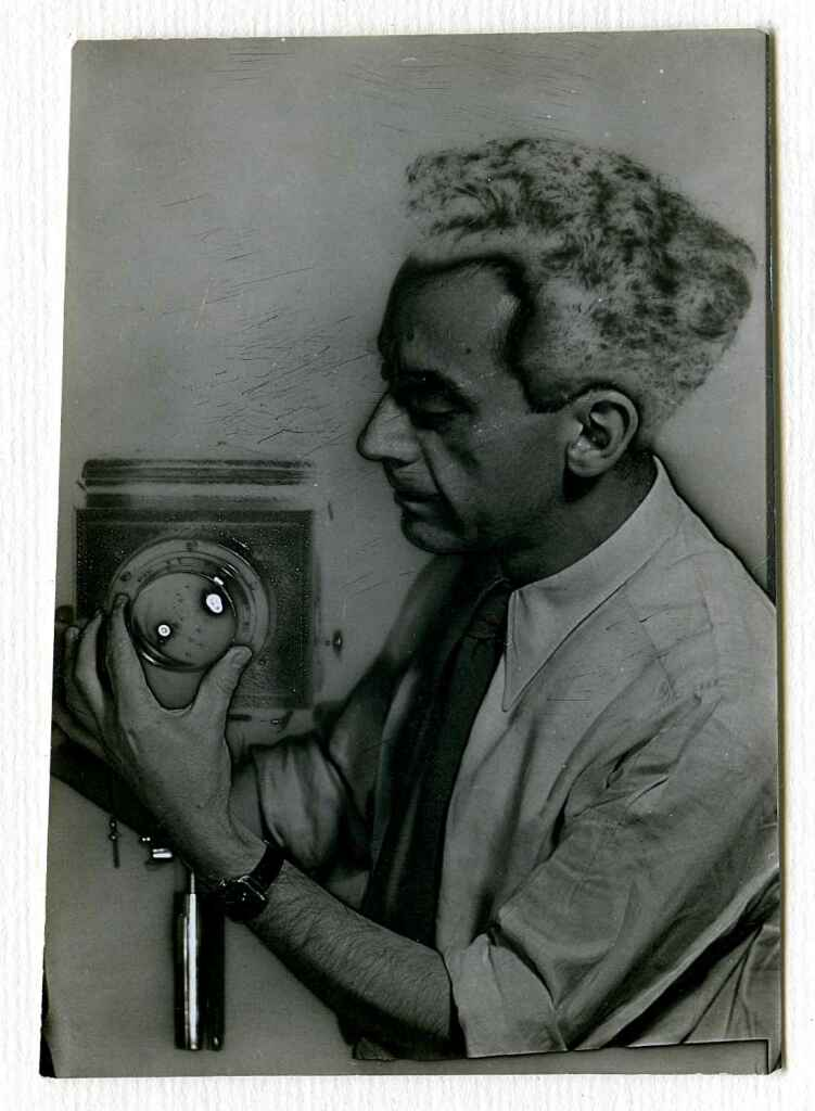 Man Ray, Autoportrait, 1932