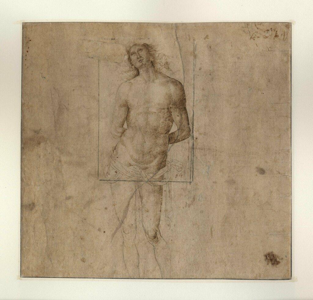 Pietro Vannucci, dit Le Pérugin - Saint Sébastien