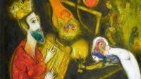 exposition chagall passeur de lumière centre pompidou metz