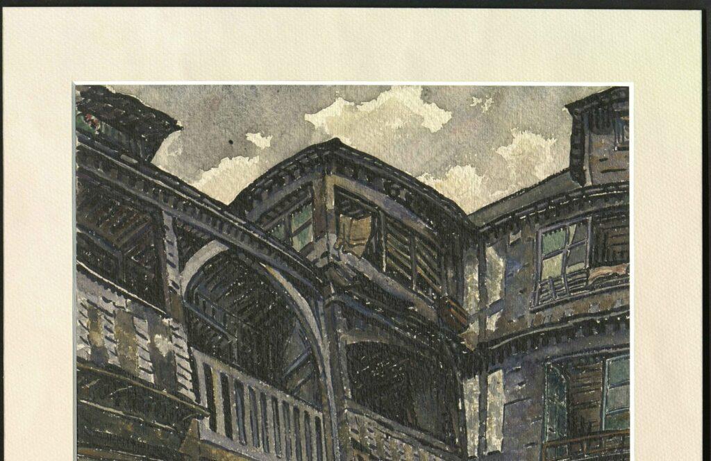 Rue des Galions, Emile Constant