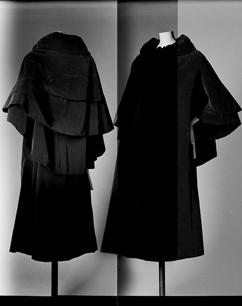 Manteau Automne-Hiver Chanel, 1929-1930