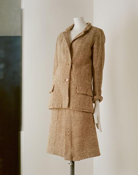 Tailleur Chanel, entre 1927 et 1929