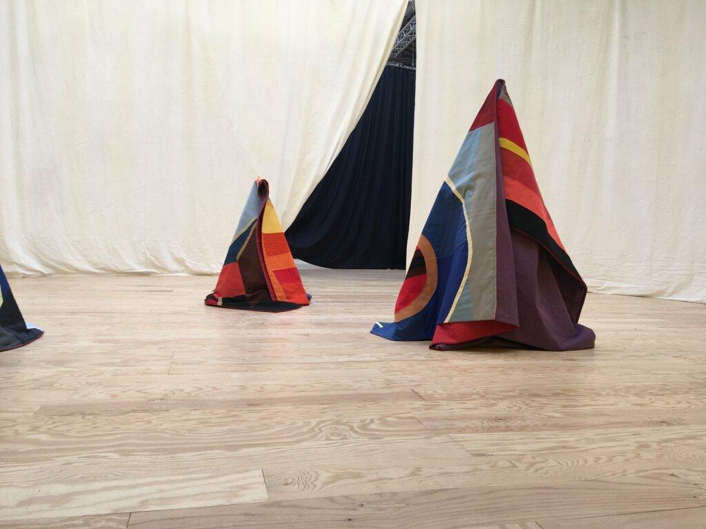 Exposition Le milieu est bleu - Ulla Von Brandenburg