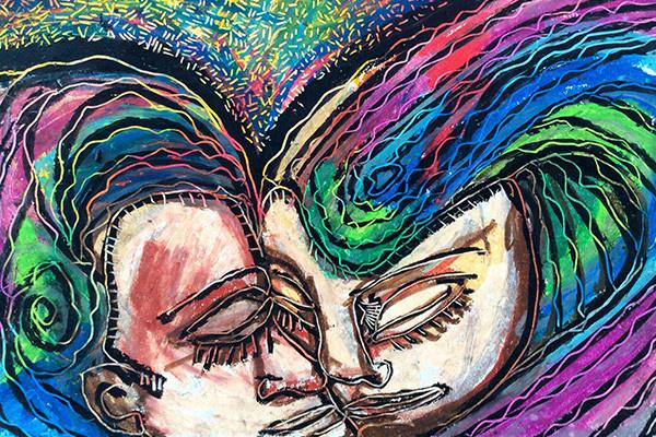 Exposition street art Les Coeurs s'en[mêlent]