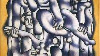 Fernand Léger, Les acrobates en gris © centre Pompidou-MNAM-.jpeg
