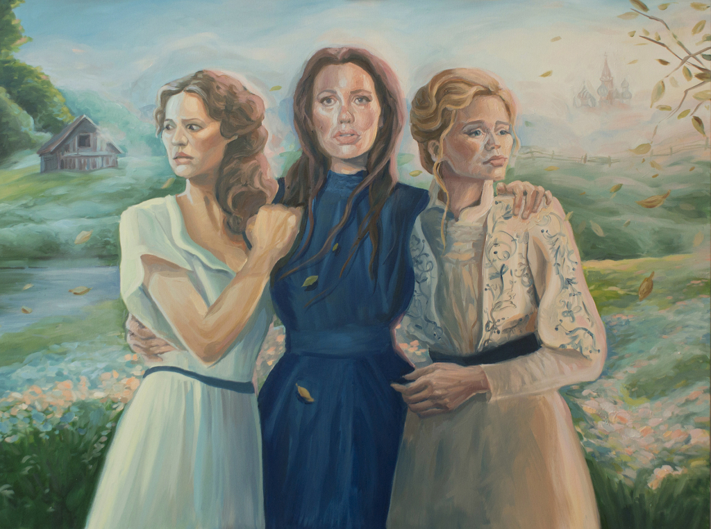 Dragana Markovic, Les Trois soeurs, 2019