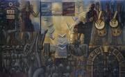 Musée La Piscine - Marcel Gromaire - L'abolition de l'esclavage - 1950
