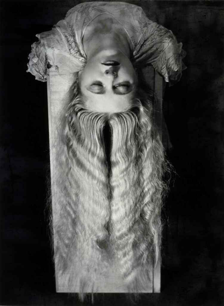 Man Ray, La chevelure, 1929
