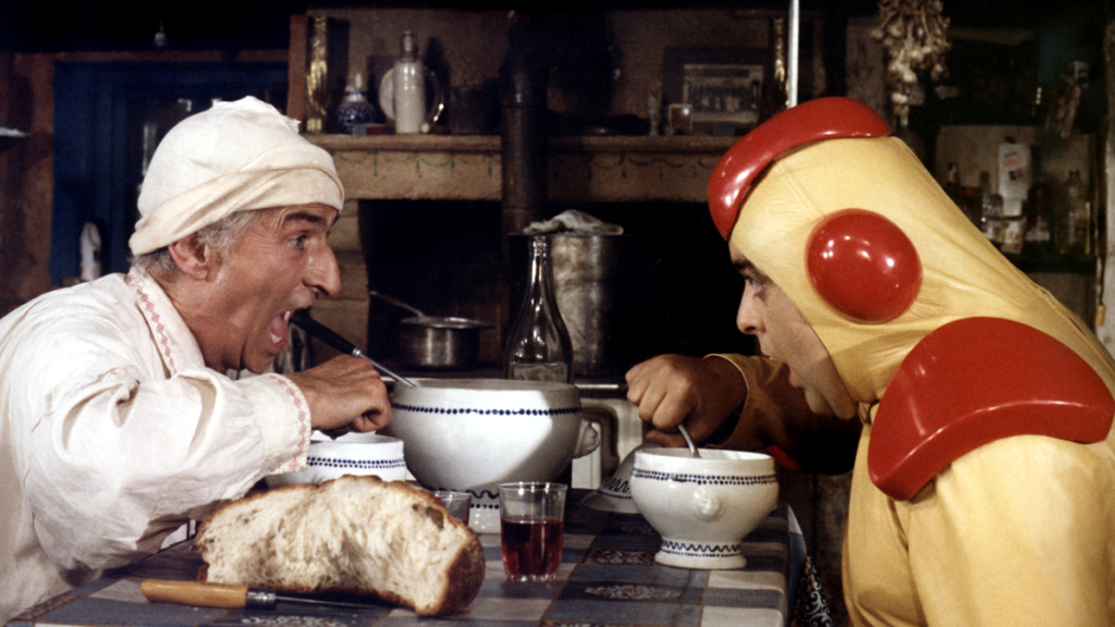 La Soupe aux choux de Jean Girault, 1981