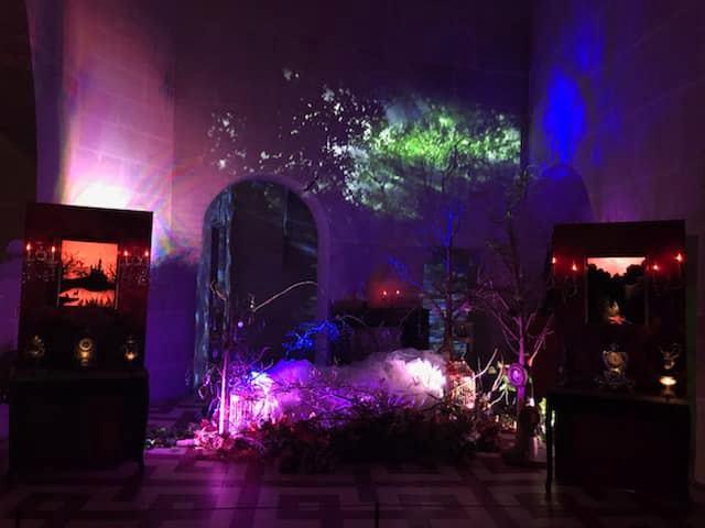 Le château de Pierrefonds - Il était une forêt