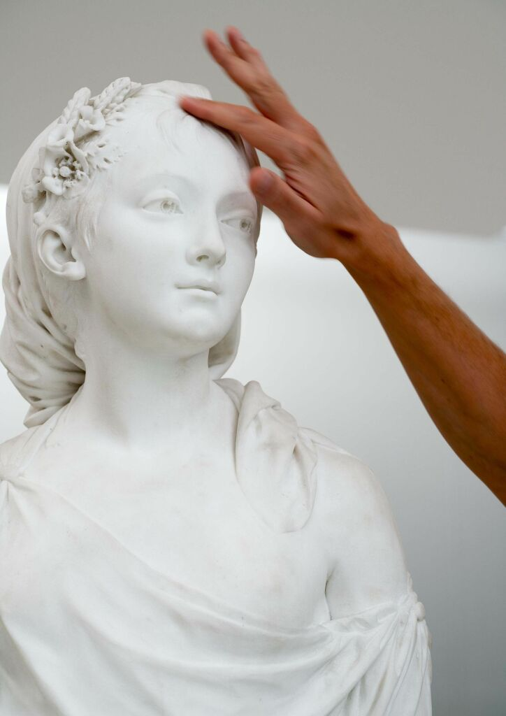 Prière de toucher © Musée de Montpellier - FRAME