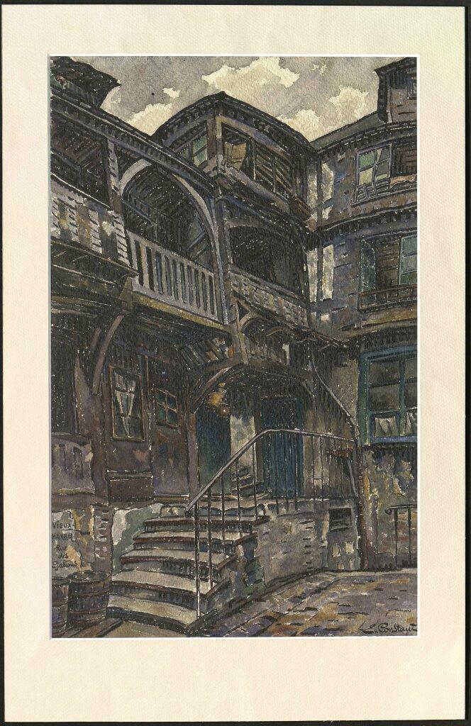 Rue des Galions -Constant