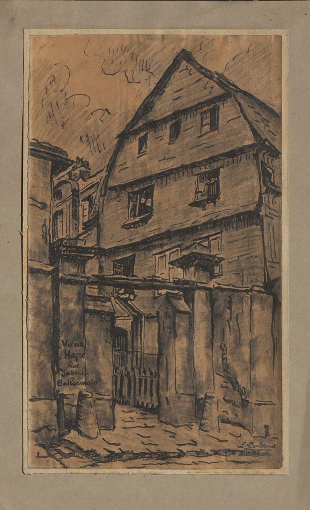 Rue Jérôme Bellarmato