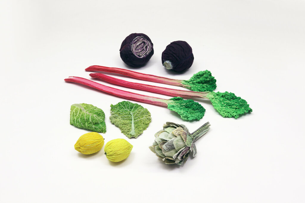 Scholten & Baijings, Vegetables, 2009