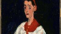 Soutine, Enfant de choeur, 1927-28