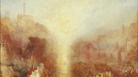 Turner, peintures et aquarelles - La Visite de la Tombe Turner