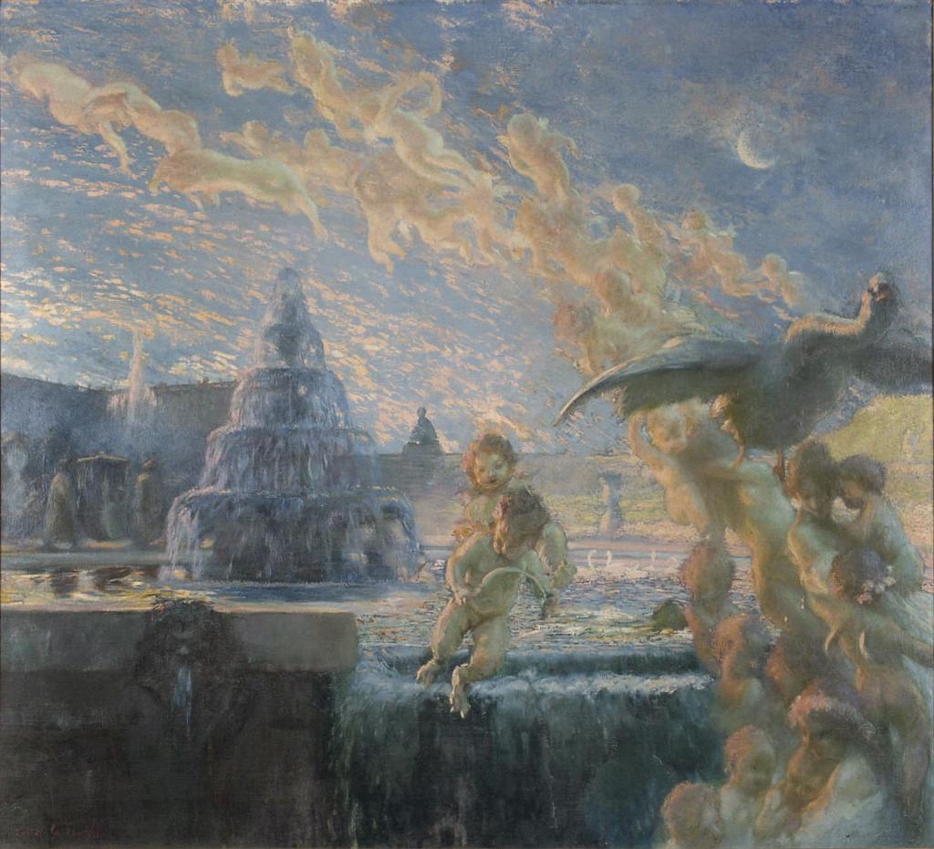 Gaston Latouche, L'aube