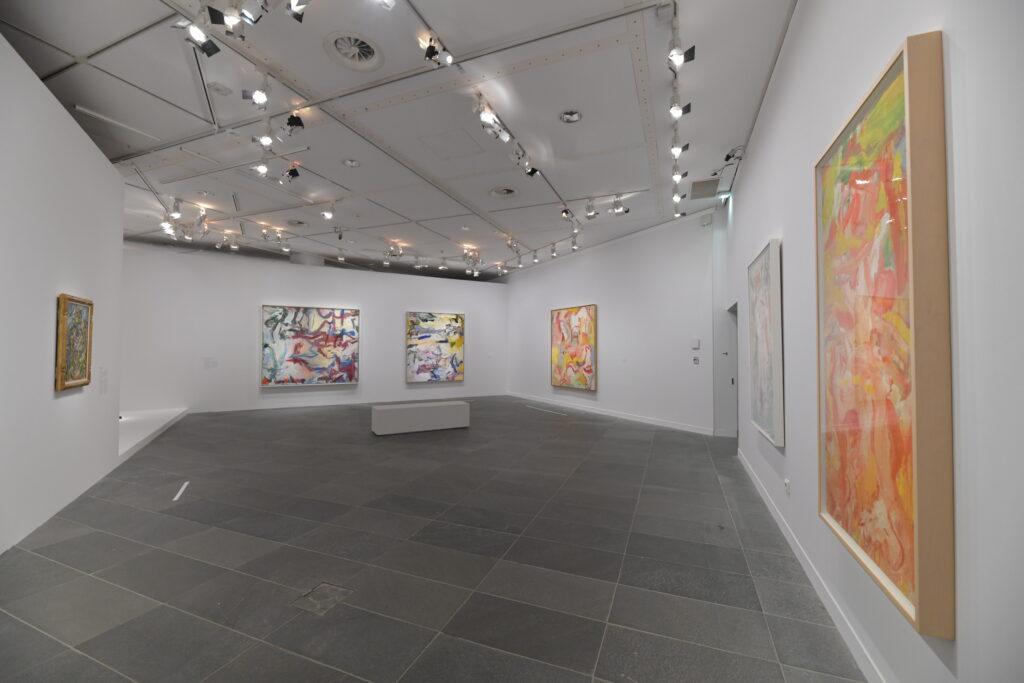 Exposition Soutine et De Kooning au Musée de l'Orangerie