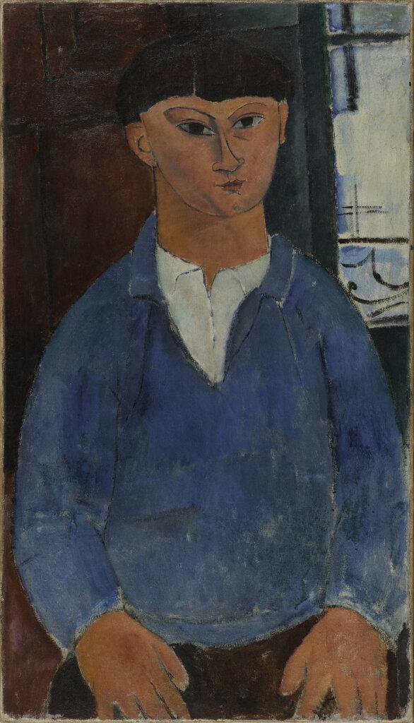Modigliani, Portrait de Moïse Kisling