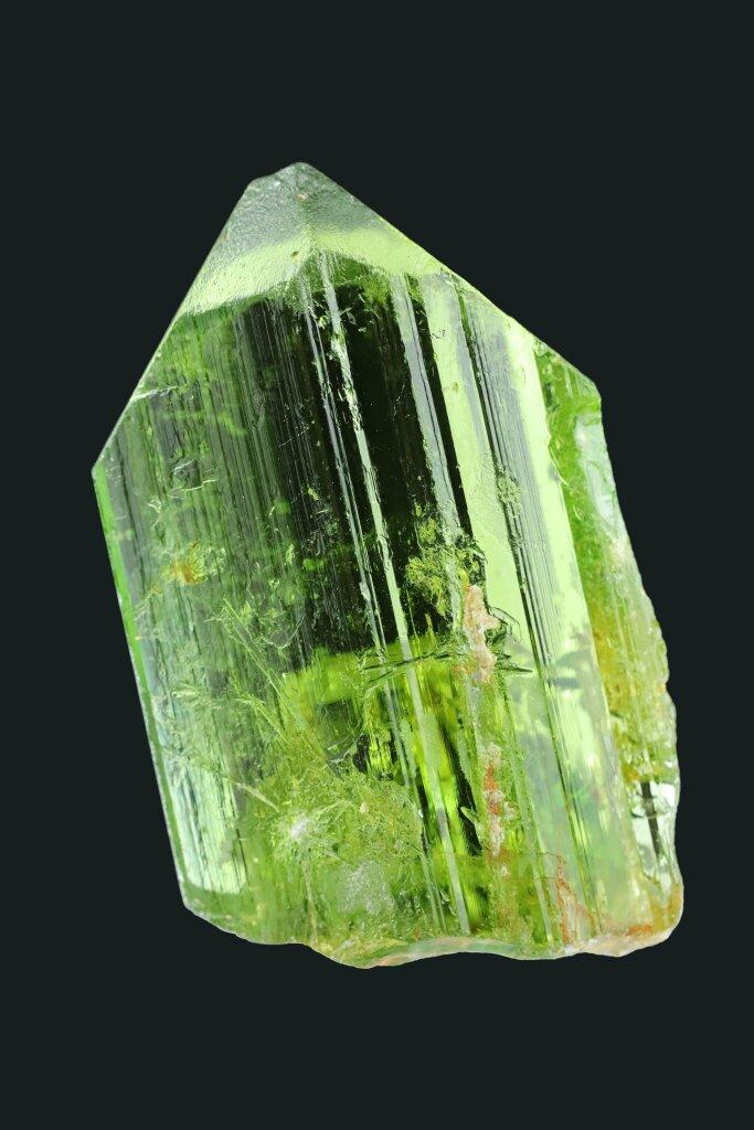 Cristal gemme péridot