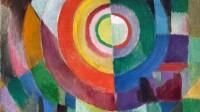 3. Delaunay Prismes électriques (Chagall, Modigliani, Soutine au Musée d'art et d'histoire du judaïsme)