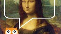 le nouveau chatbot du Louvre