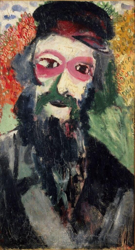 Chagall, Le Père, 1911