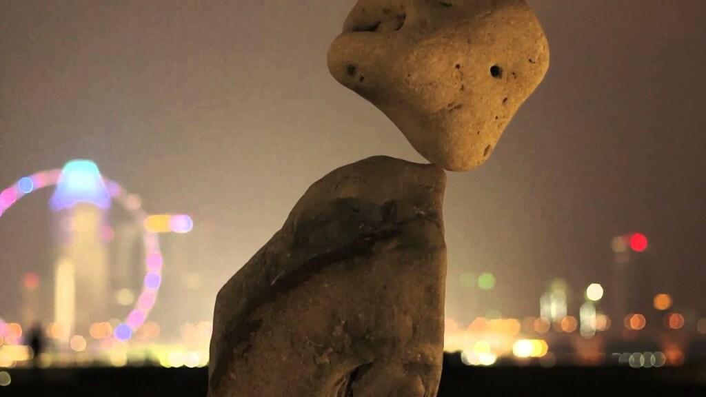 Adrian Gray - Stone balancing