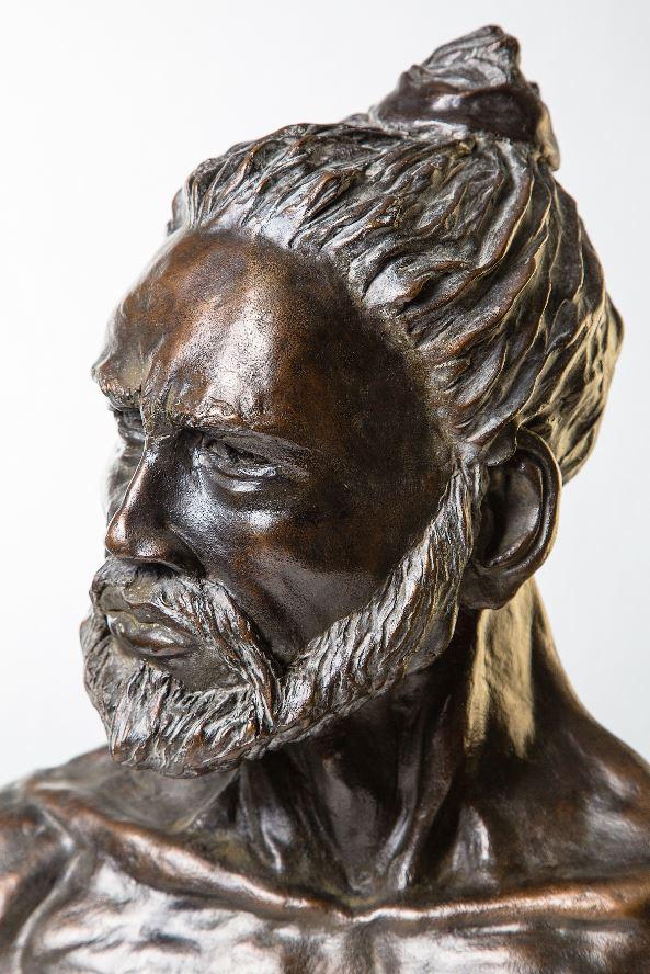 DUMONT, Véronique, Mauï, Bronze, 2018