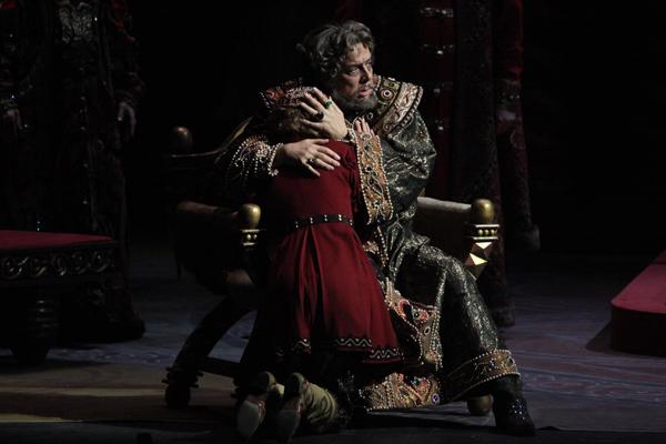 Boris Godounov Bolchoi par le Théâtre du Bolchoï