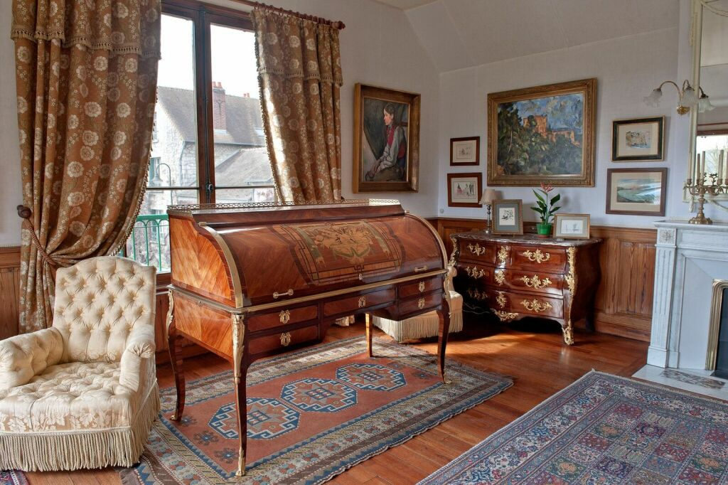 Chambre de Claude Monet