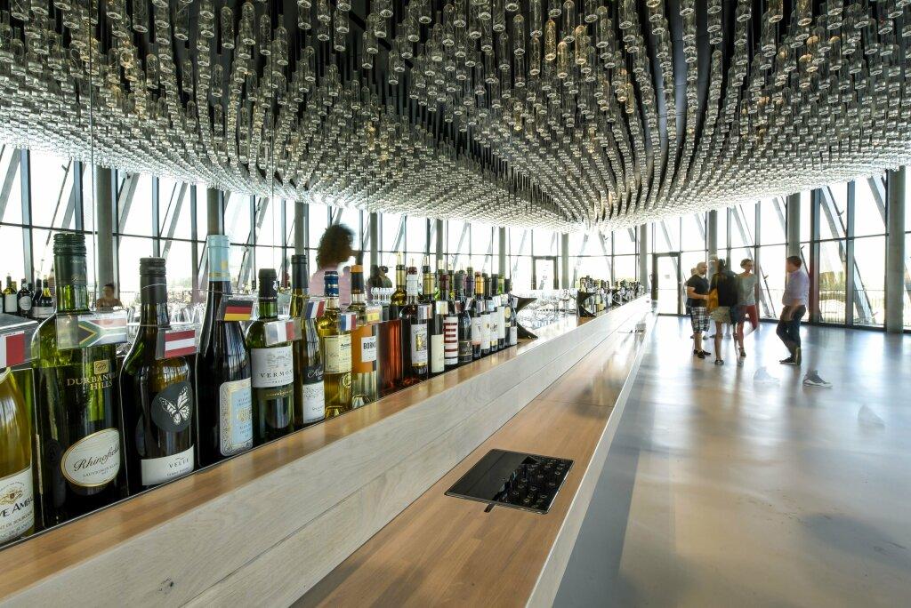 Cité du Vin le Belvédère