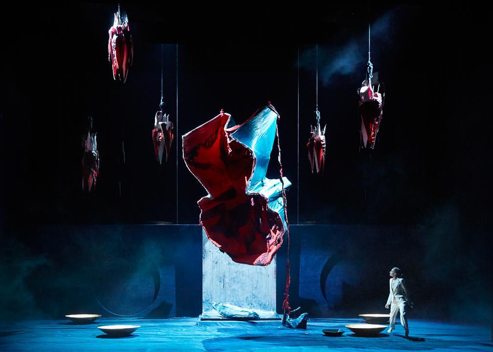 Et in arcadia ego à l'Opéra Comique