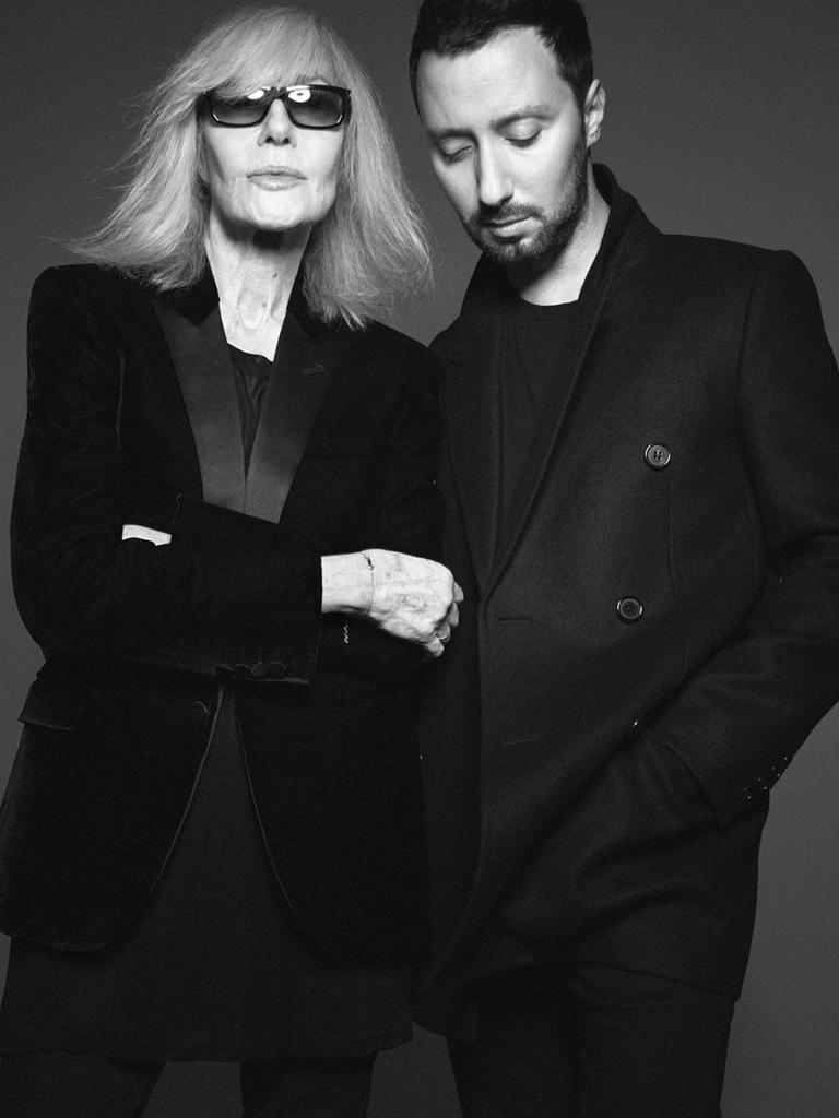 Photographie exposition Betty Catroux, Yves Saint Laurent