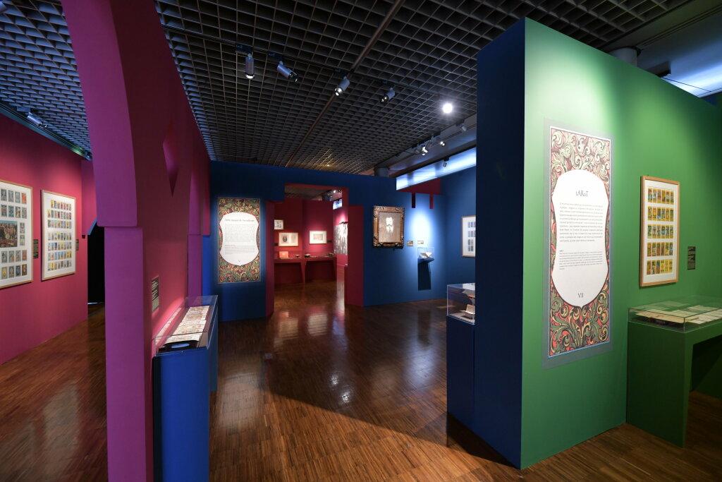exposition cartomancie entre mystère et imaginaire - Musée de la Carte à Jouer (12)