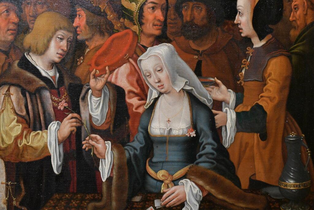 exposition cartomancie entre mystère et imaginaire - Musée de la Carte à Jouer (14)