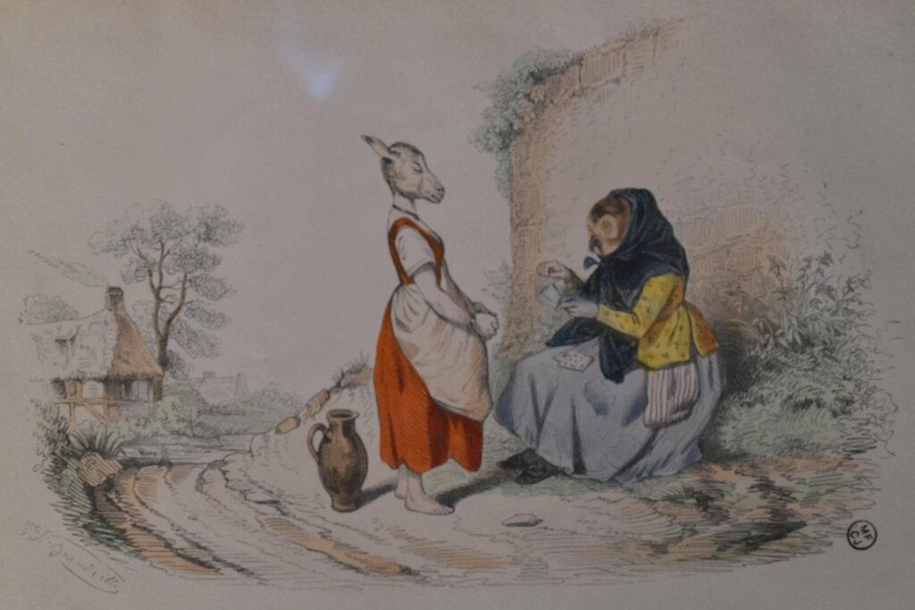 exposition cartomancie entre mystère et imaginaire - Musée de la Carte à Jouer (4)