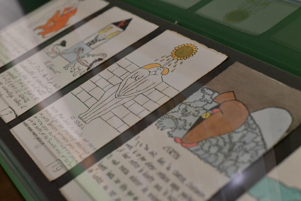 exposition cartomancie entre mystère et imaginaire - Musée de la Carte à Jouer (7)