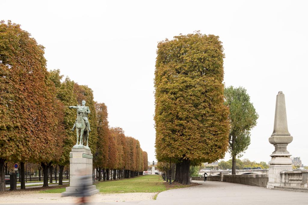Exposition Champs-Elysée - Pavillon de l'Arsenal