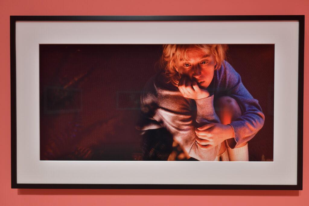 Vue de l'exposition Cindy Sherman