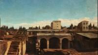 exposition d'Alésia à Rome musée d'archéologie nationale - layraud_ruines_palatin