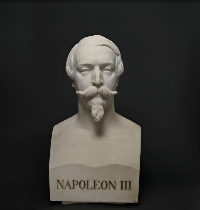 Jean-Auguste Barre, Portrait Napoléon II