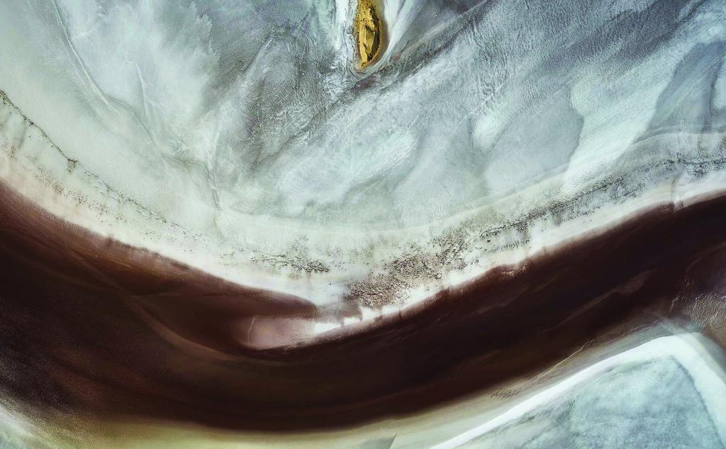 Exposition Longitude,latitude,solitude - Andrew Vukosa
