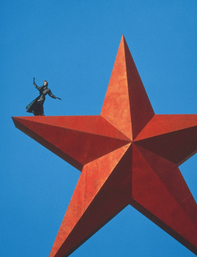 Manfred T. Mugler - Campagne de Volograd, Russie, 1986