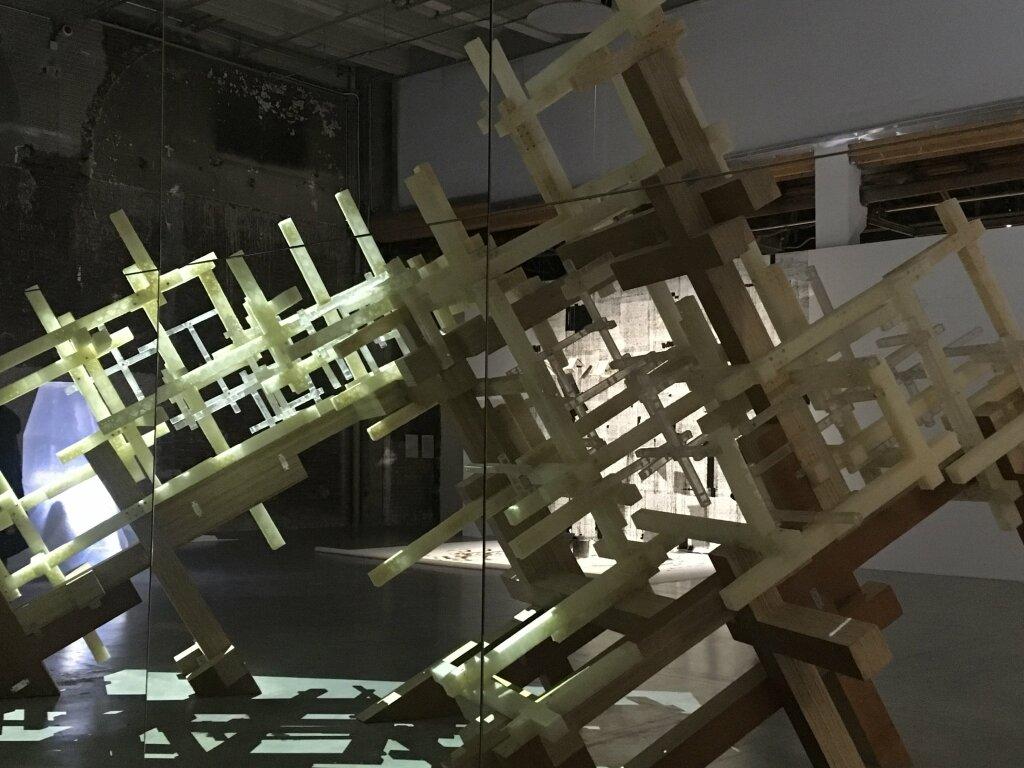 Exposition Nôtre monde brûle - Palais de Tokyo