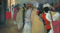 Exposition nuits électriques au MUMA - Piet van der Hem Moulin Rouge