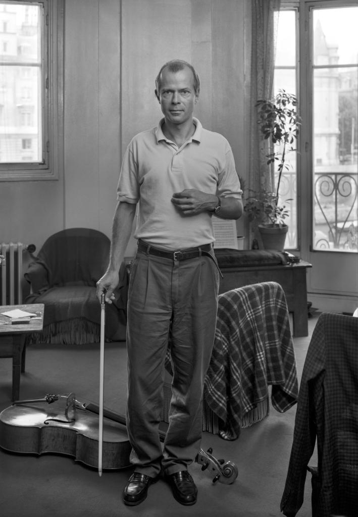 Pascal QUIGNARD Paris aout 1987